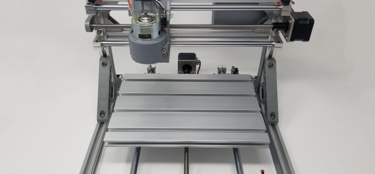 Hobby CNC – Review and usage