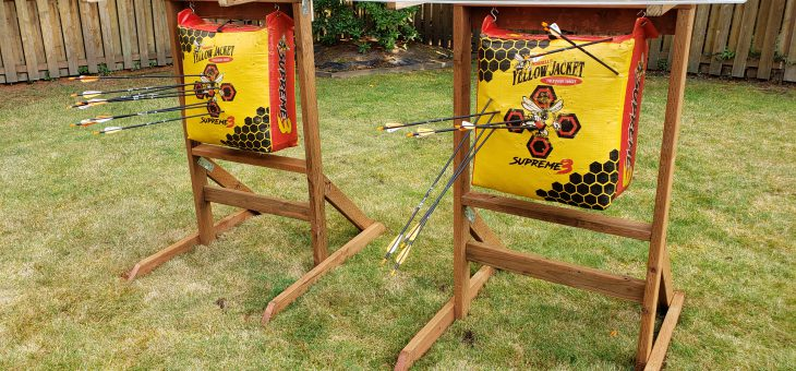 Backyard Archery Targets